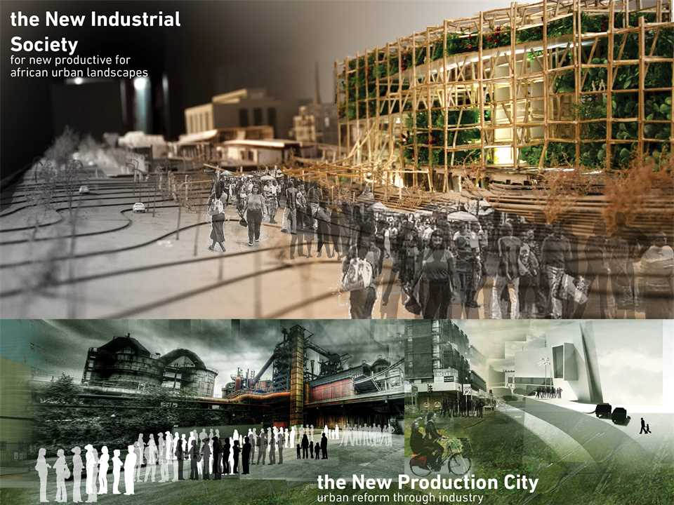 "Holcim Awards ""Next Generation"" 1st prize 2011 Africa Middle East: Adaptive re-use of …"