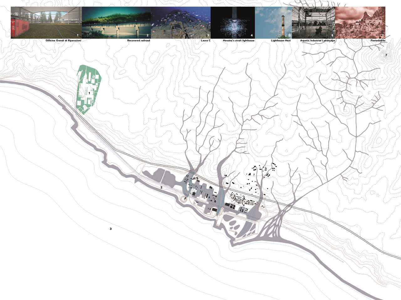 Project entry 2014 Europe – Anthropic Park: Freshwater ecological reserve and remediation, Saline …