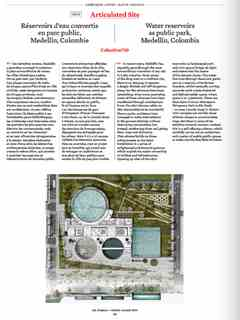"""""""Articulated Site"""" in 'A'A' presents Selected Projects / Morceaux Choisis – Holcim Awards 2014"""