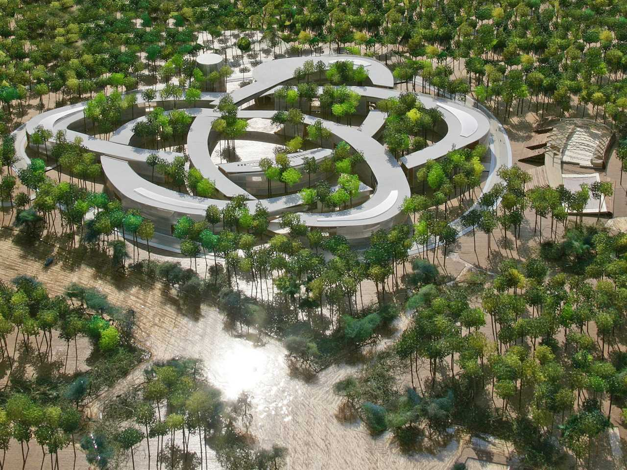 Global Holcim Awards Silver 2009: Low-impact greenfield university campus, Ho Chi Minh city, Vietnam